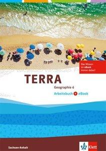 TERRA Geographie. Arbeitsbuch mit eBook Klasse 6. Ausgabe Sachse