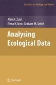Analysing Ecological Data