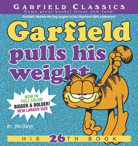 Garfield Pulls His Weight