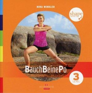Shape Secrets Bauch - Beine - Po 03