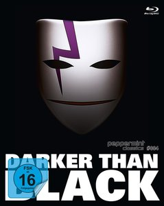 Darker Than Black/4 Blu-ray