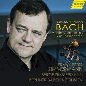 Violin Concertos / Violinkonzerte BWV 1041,1042,1052,1060, 1 Aud
