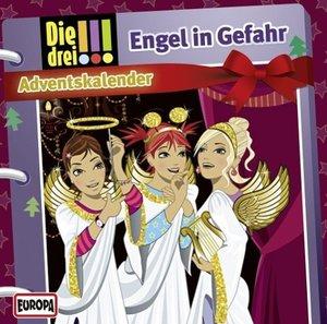 Die drei !!!. Adventskalender - Engel in Gefahr (drei Ausrufezei