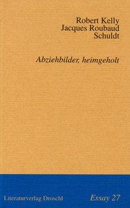Abziehbilder, heimgeholt