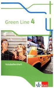 Green Line 4. Vokabellernheft. Bundesausgabe ab 2014
