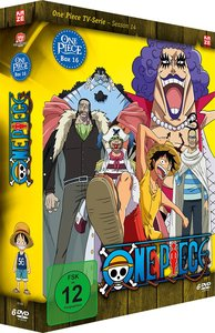 One Piece - TV-Serie - Box 16 (Episoden 490-516)