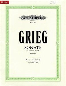 Sonate Nr. 3 c-Moll op. 45