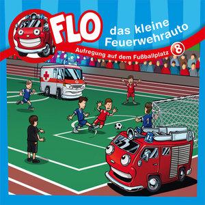 Flo - das kleine Feuerwehrauto - Aufregung auf dem Fußballplatz,