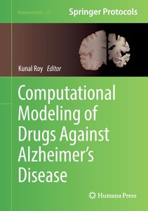 Computational Modeling of Drugs Against Alzheimer\'s Disease
