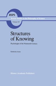 Structures of Knowing