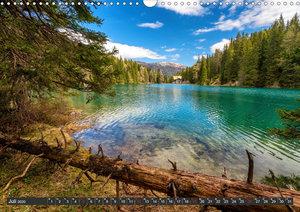 Tiroler Bergseen (Wandkalender 2020 DIN A3 quer)