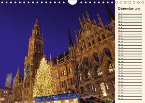 Unterwegs in Deutschland (Wandkalender 2019 DIN A4 quer)