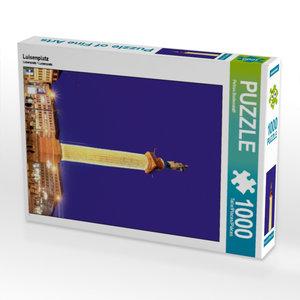 Luisenplatz 1000 Teile Puzzle hoch