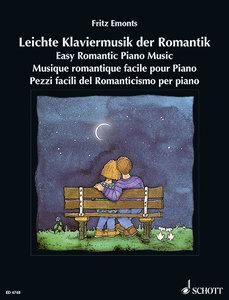 Leichte Klaviermusik der Romantik. Bd.1