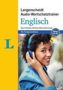 Langenscheidt Audio-Wortschatztrainer Englisch - für Fortgeschri