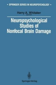 Neuropsychological Studies of Nonfocal Brain Damage