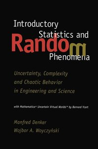 Introductory Statistics and Random Phenomena