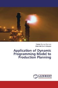 Application of Dynamic Programming Model to Production Planning