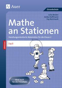 Mathe an Stationen Spezial 1x1 2