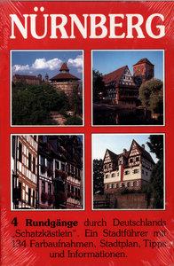 """Nürnberg - 4 Rundgänge durch Deutschlands """"Schatzkästlein"""""""