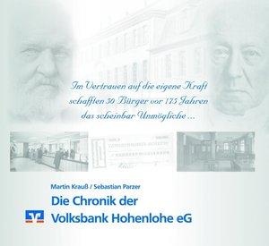 Die Chronik der Volksbank Hohenlohe eG