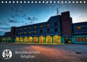 Berufsfeuerwehr Salzgitter (Tischkalender 2019 DIN A5 quer)