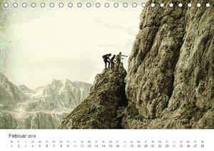 Zeitlos - Menschen am Berg