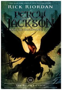 Percy Jackson and the Olympians - The Titan\'s Curse