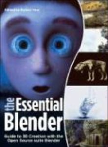 The Essential Blender. DVD-ROM