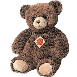 Hermann Teddy 91306 - Teddy dunkelbraun 36 cm