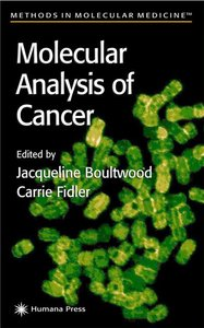 Molecular Analysis of Cancer