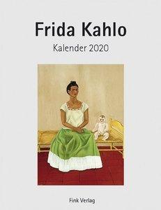 Frida Kahlo 2020. Kunstkarten-Einsteckkalender