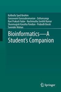 Basic Bioinformatics - A Beginner's Guide