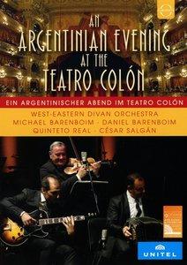Ein argentinischer Abend im Teatro Colon-West Diva