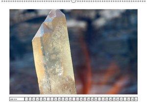 Bergkristall im Licht