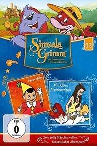 12: Pinocchio/Die Kleine Meerjungfrau