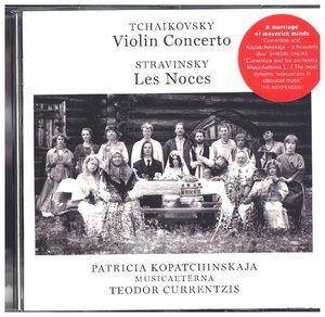 Violin Concerto,op.35/Les Noces