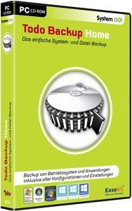 System GO! Todo Backup Home 9.1
