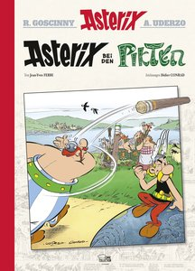 Asterix 35 Luxusedition