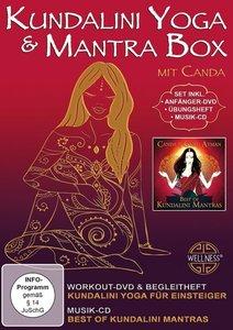 Kundalini Yoga & Mantra Box - Set inklusive Anfänger-DVD, Übungs