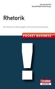 Pocket Business. Rhetorik