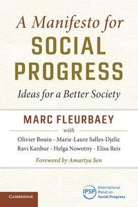 A Manifesto for Social Progress