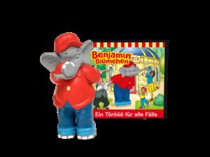 01-0063 Tonie-Benjamin Blümchen - Ein Törööö für alle Fälle