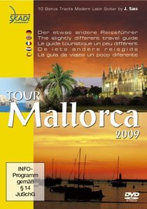 Tour Mallorca 2009, 1 DVD