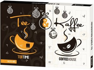 Tee- und Kaffee-Adventskalender