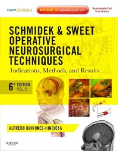 Schmidek and Sweet: Operative Neurosurgical Techniques
