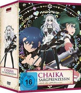 Chaika 01 + Sammelschuber