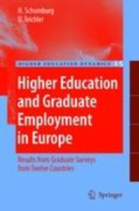 Higher Education and Graduate Employment in Europe