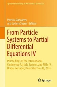 From Particle Systems to Partial Differential Equations