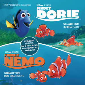 Findet Nemo - Findet Dorie